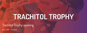 A.s. donderdag, 21 november, 1e Trachitol Trophy Marathon in Enschede