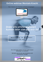 Online workshop Mentale Kracht