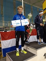NK Junioren Sprint - Langebaan en Teamsprint